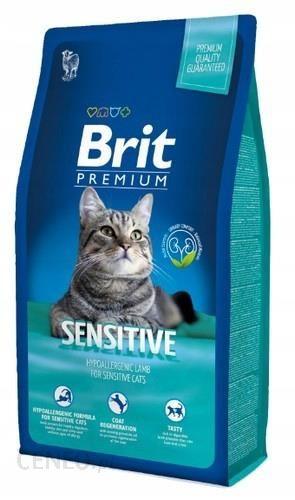 Brit Premium Cat New Sensitive 8kg