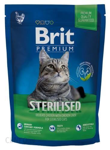 Brit Premium Cat New Sterilised 300g