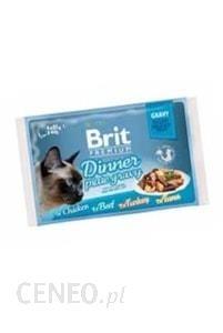 Brit Premium D Fillets in Gravy Dinner Plate 340g