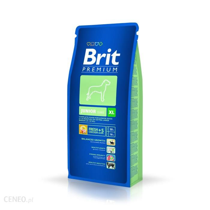 Brit Premium Junior Extra Large 2x15kg