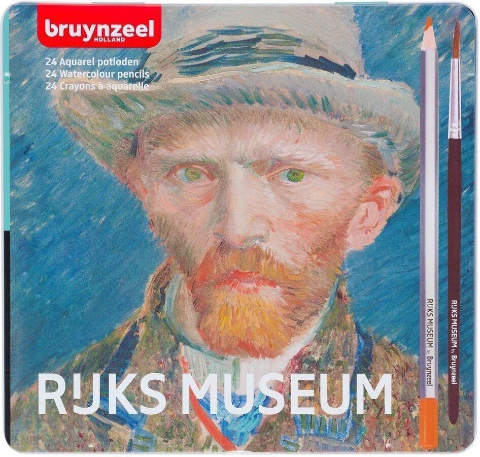 Bruynzeel Van Gogh 24 Watercolour Pencils