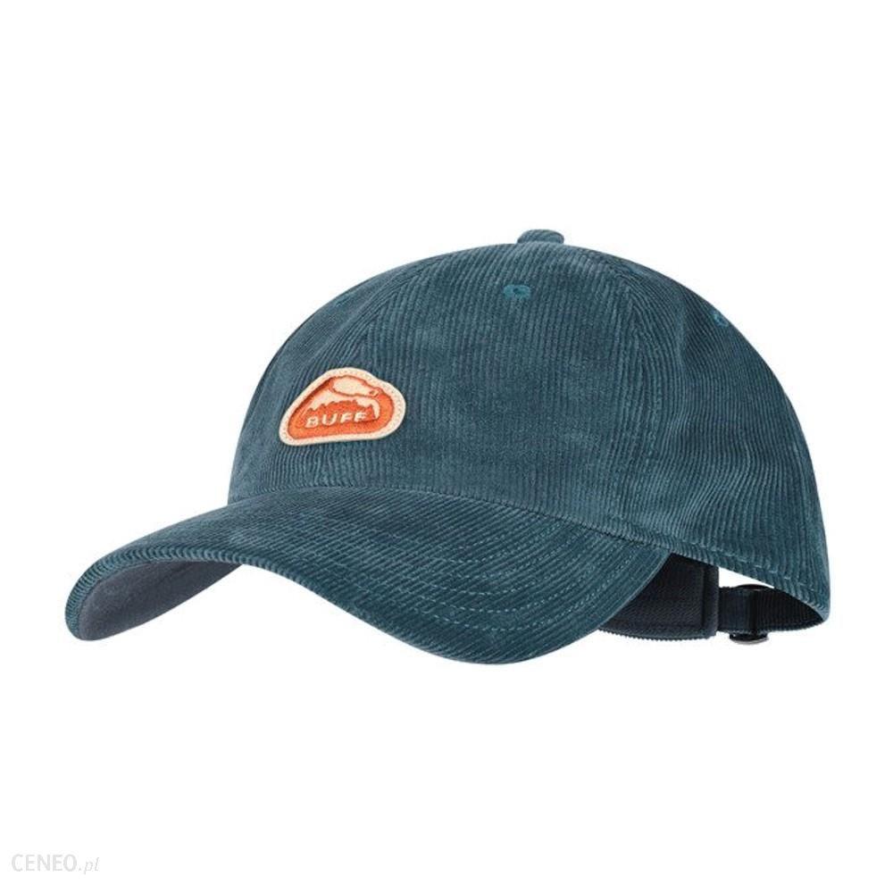 Buff Czapka Z Daszkiem Baseball Cap Solid Blue