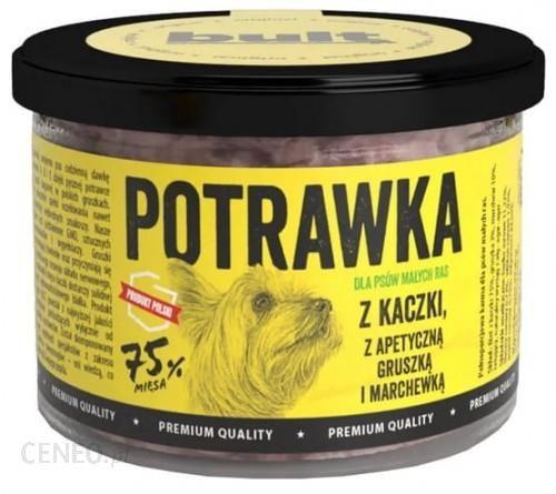 Bult Potrawka Z Kaczki Gruszki I Marchwi Słoik 190G