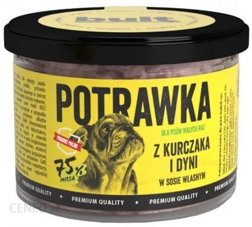 Bult Potrawka Z Kurczaka I Dyni Słoik 190G