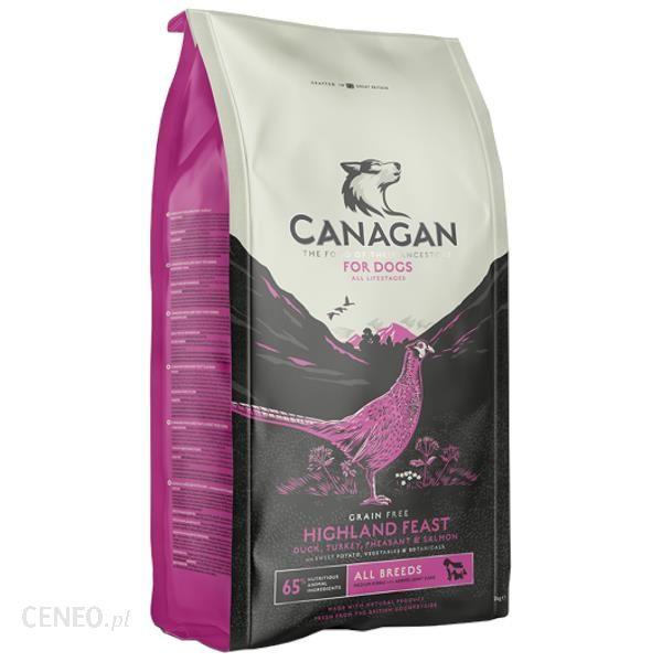 Canagan Highland Feast Dog 6kg