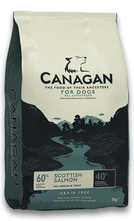 Canagan Scottish Salmon Medium 2kg