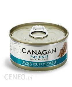 Canagan Tuna With Mussels (Tuńczyk Z Małżą) 75G