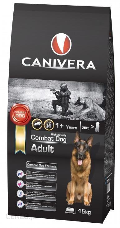 Canivera Adult Combat Dog High Activity 15kg