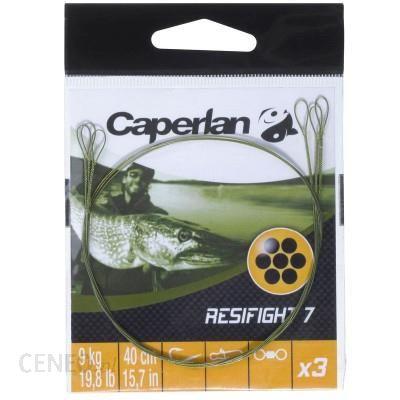 Caperlan Resifight 7 2 Pętle 9 Kg Zielony