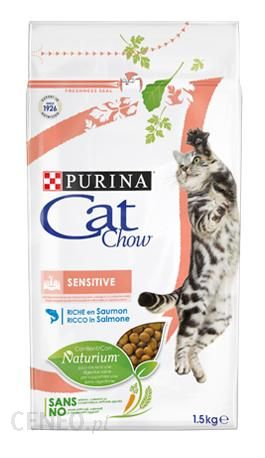 Cat Chow Sensitive Special Care 1
