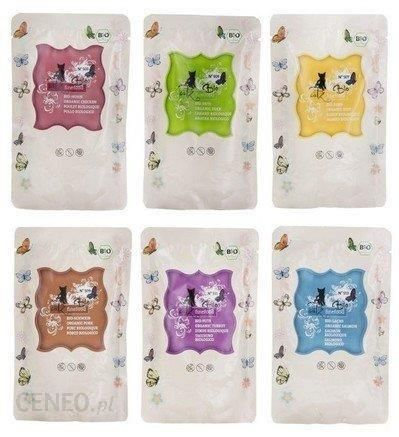 Catz Finefood Bio Multipack I N.503-513 Saszetki 6x85G