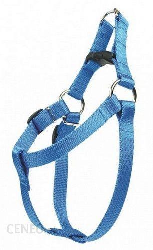 CHABA Szelki taśma regulowane nr 6 - obwód 90cm niebieskie