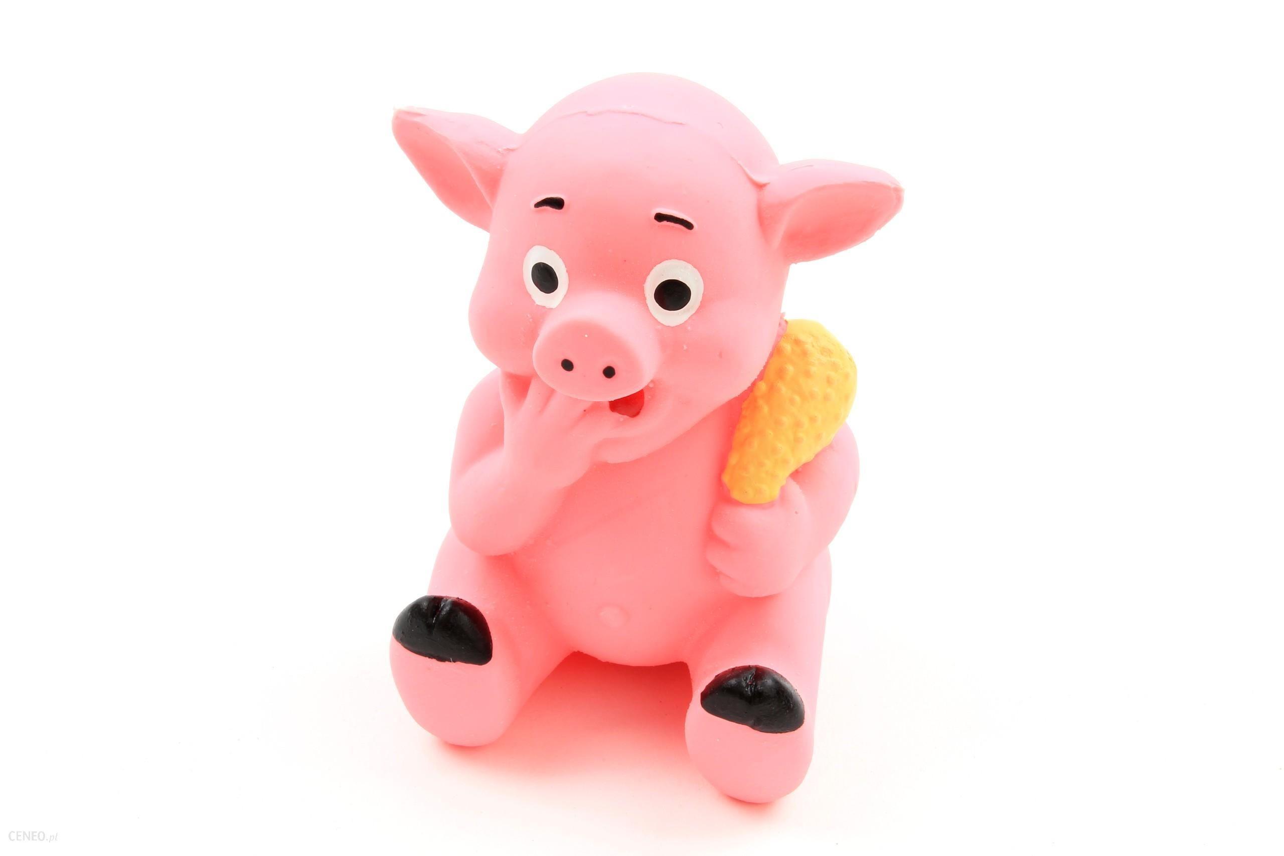 Chico Świnka Guma Piszczy 10cm