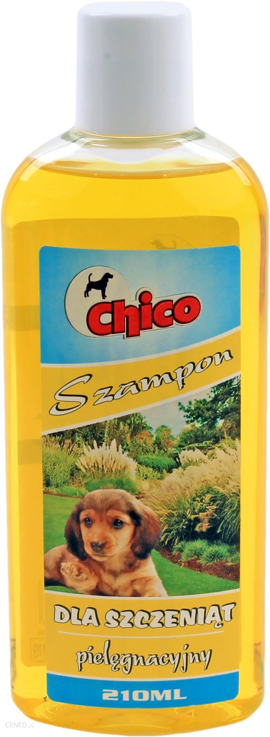 Chico Szampon Pielęgnacyjny dla szczeniąt 210ml