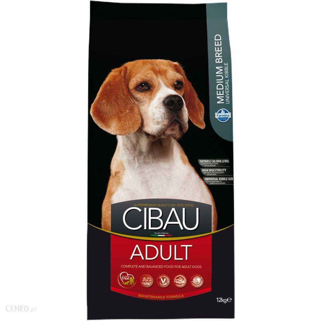CIBAU ADULT MEDIUM 2x14KG