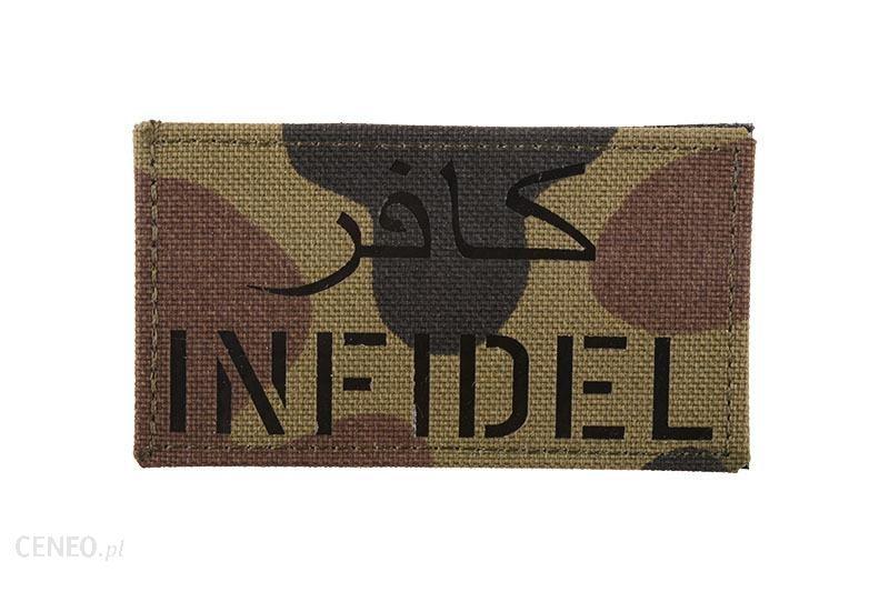 Combat Id Naszywka Ir Infidel Wz.93 Pantera Leśna