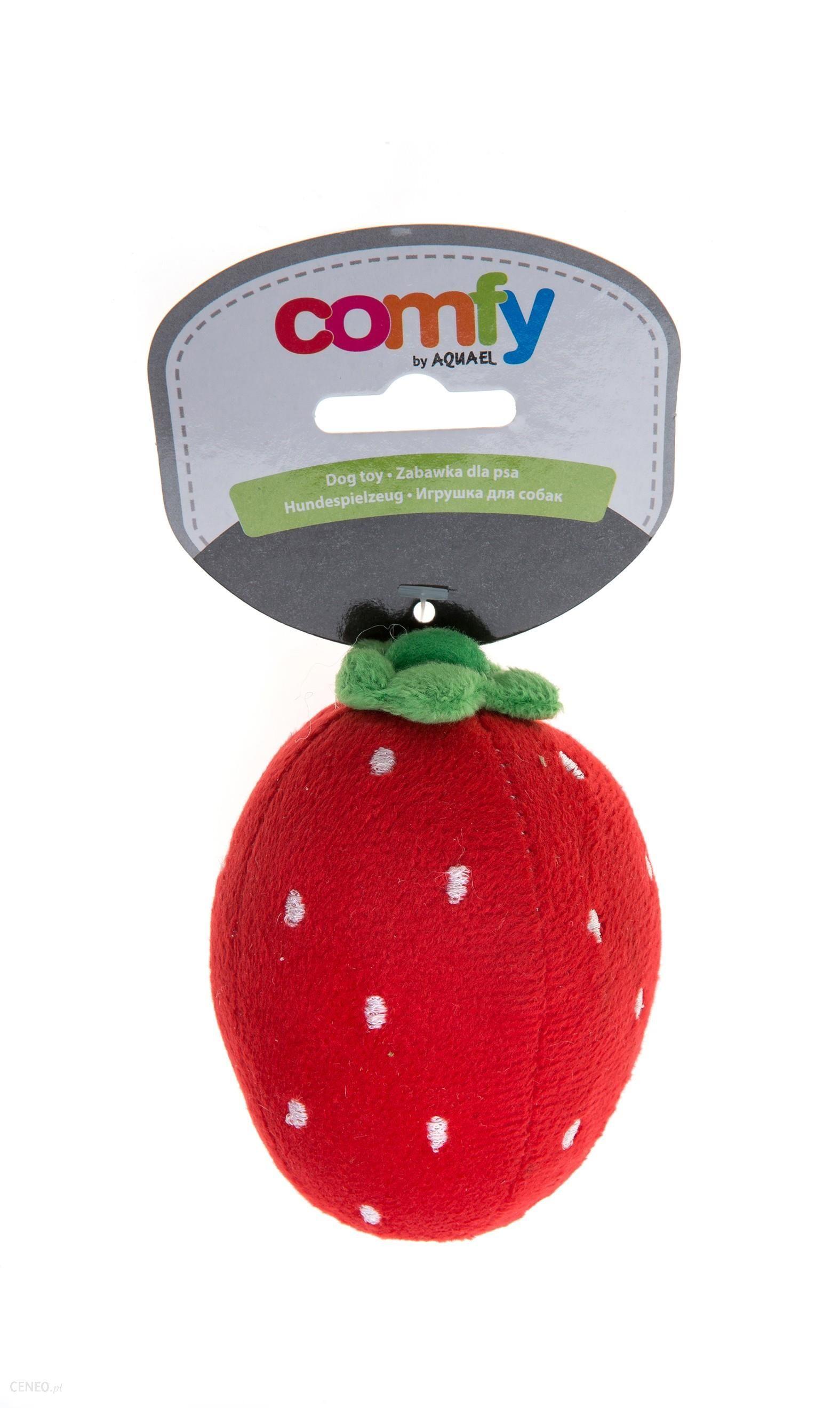 Comfy Zabawka Fruti Czerwona