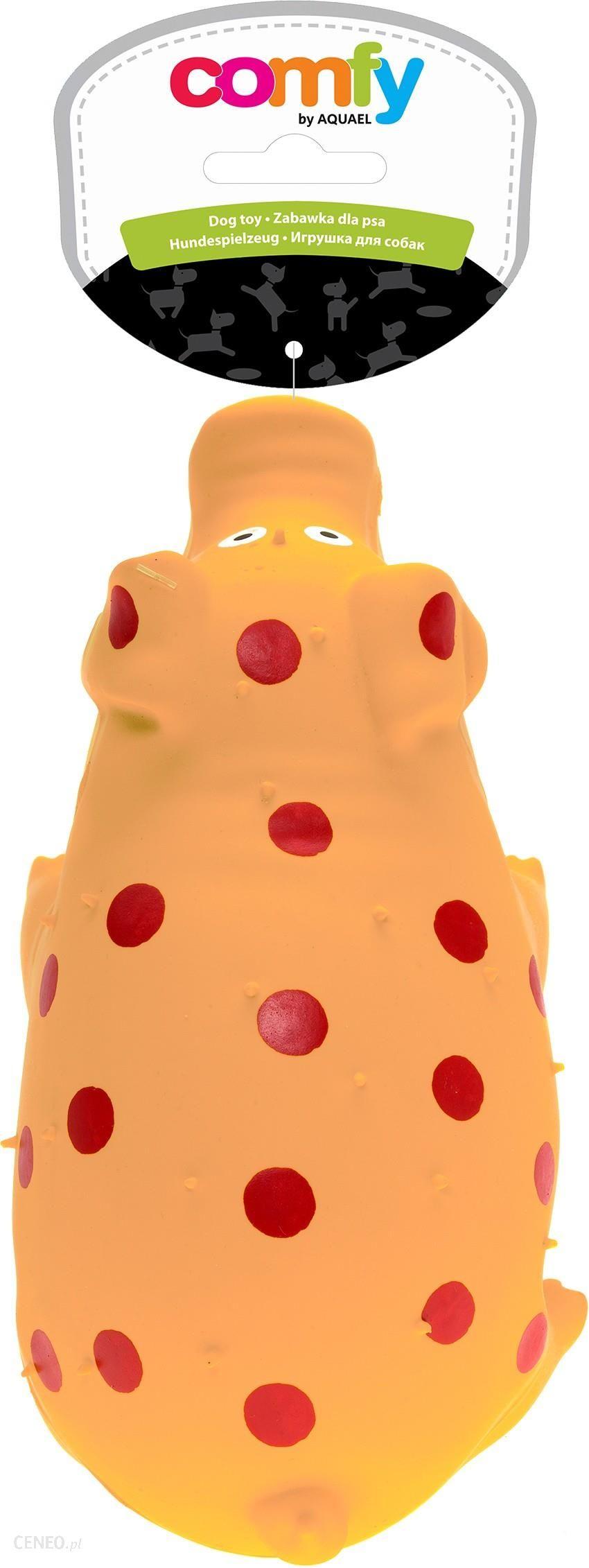 Comfy Zabawka Piggy Dot Pomarańczowa