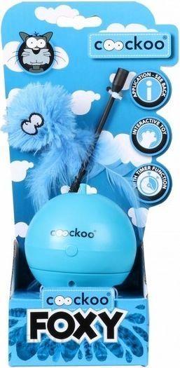 Coockoo Foxy Magic Ball Niebieska