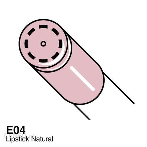 COPIC Ciao E04 Lipstick Natural