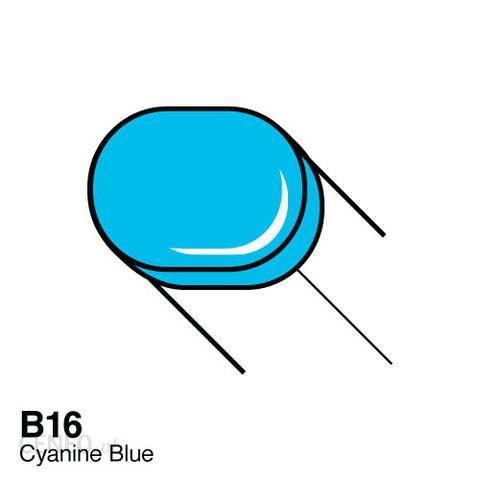 COPIC Sketch - B16 - Cyanine Blue