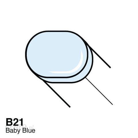 COPIC Sketch - B21 - Baby Blue