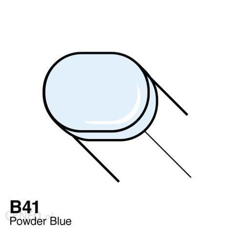 COPIC Sketch - B41 - Powder Blue