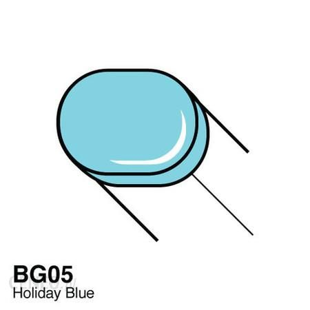 COPIC Sketch - BG05 - Holiday Blue