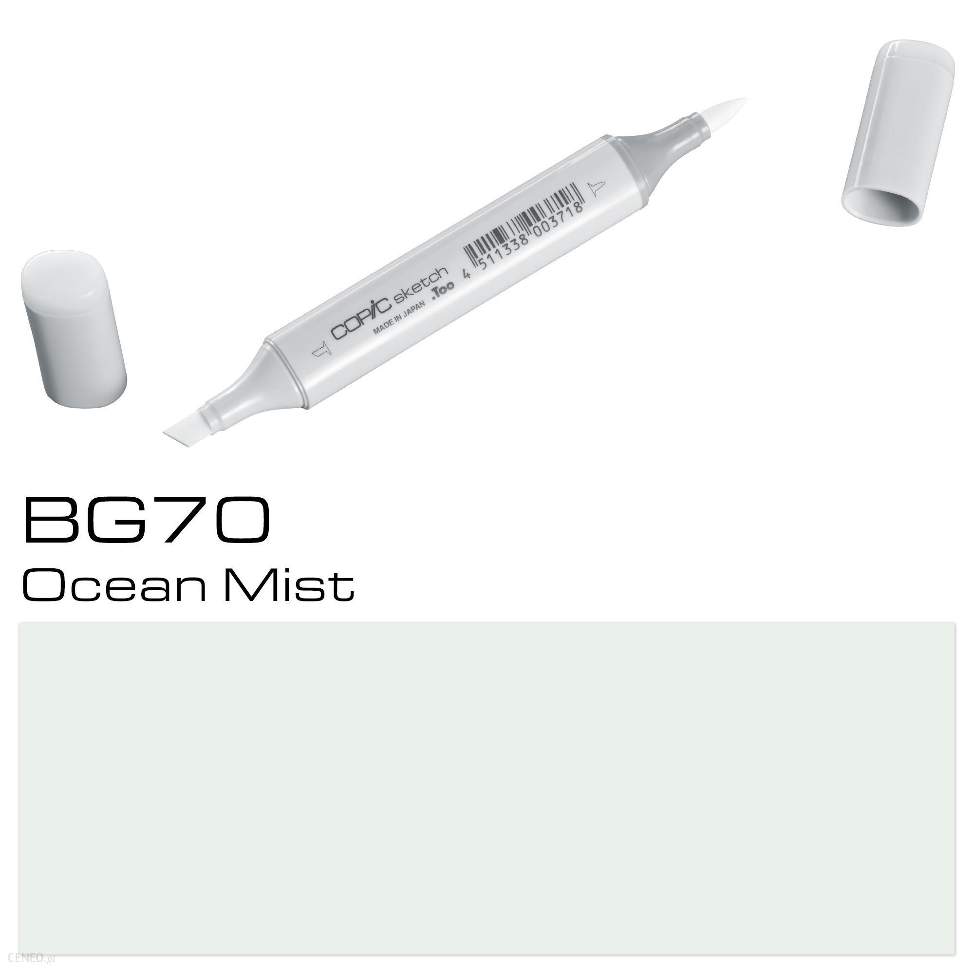 COPIC Sketch - BG70 - Ocean Mist