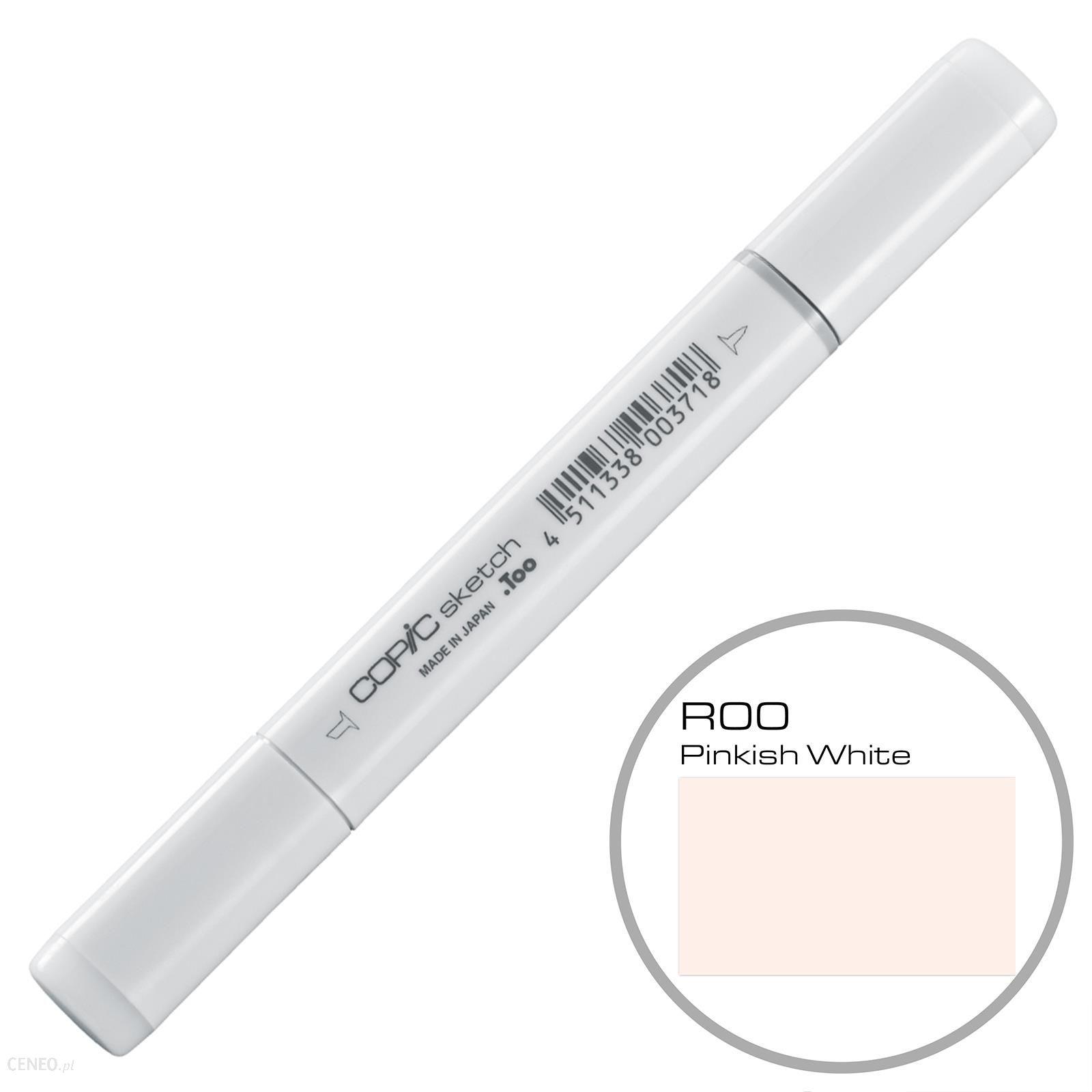 COPIC Sketch - R00 - Pinkish White