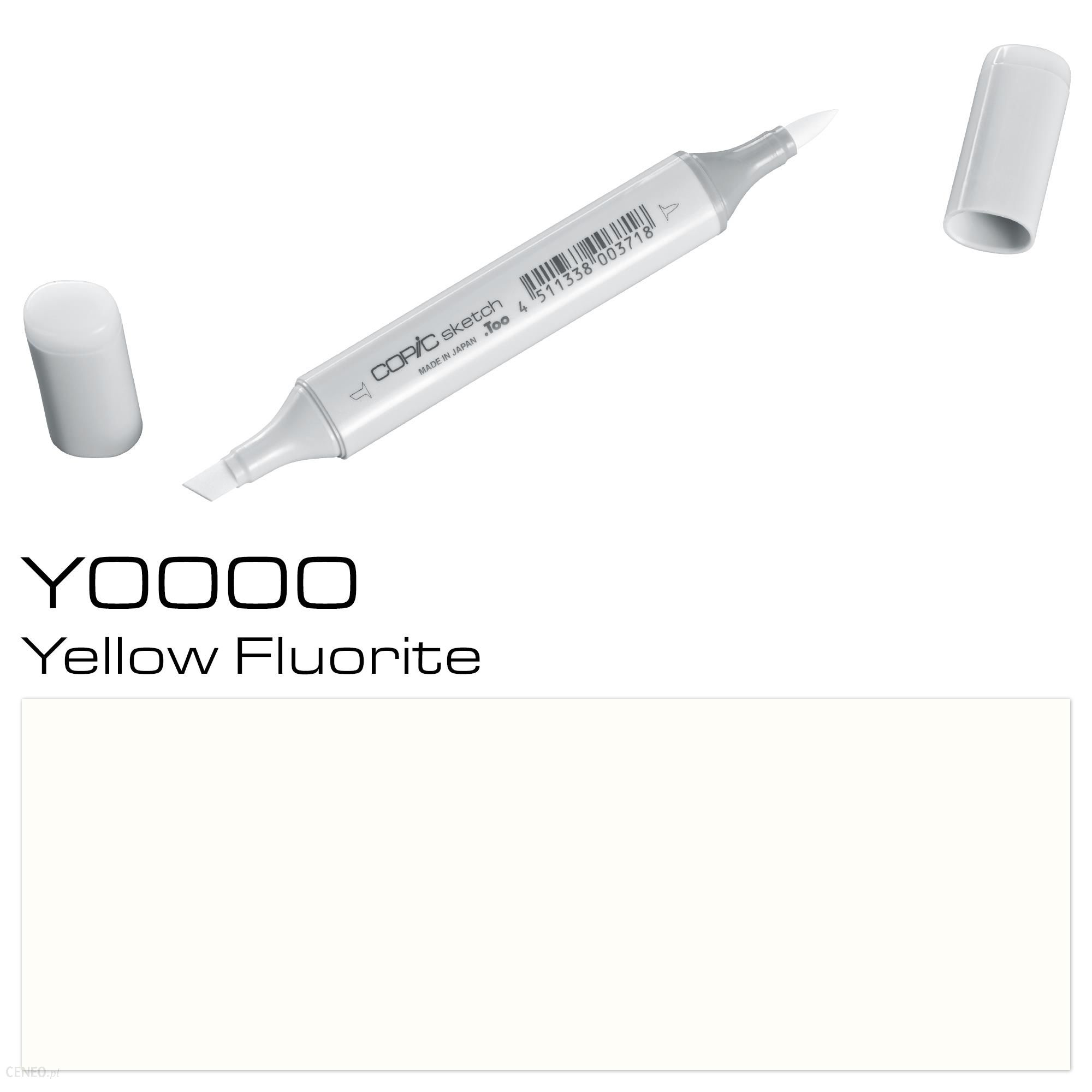 COPIC Sketch - Y0000 - Yellow Fluorite