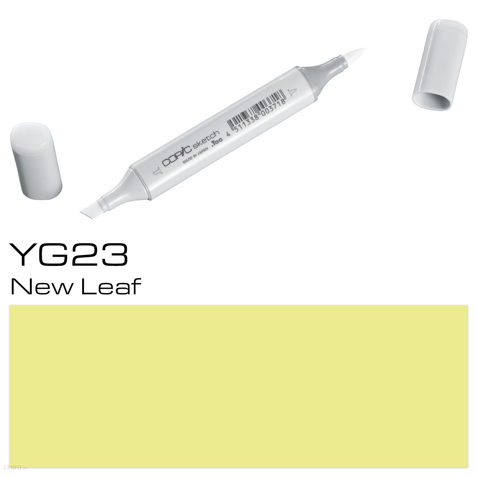 COPIC Sketch - YG23 - New Leaf