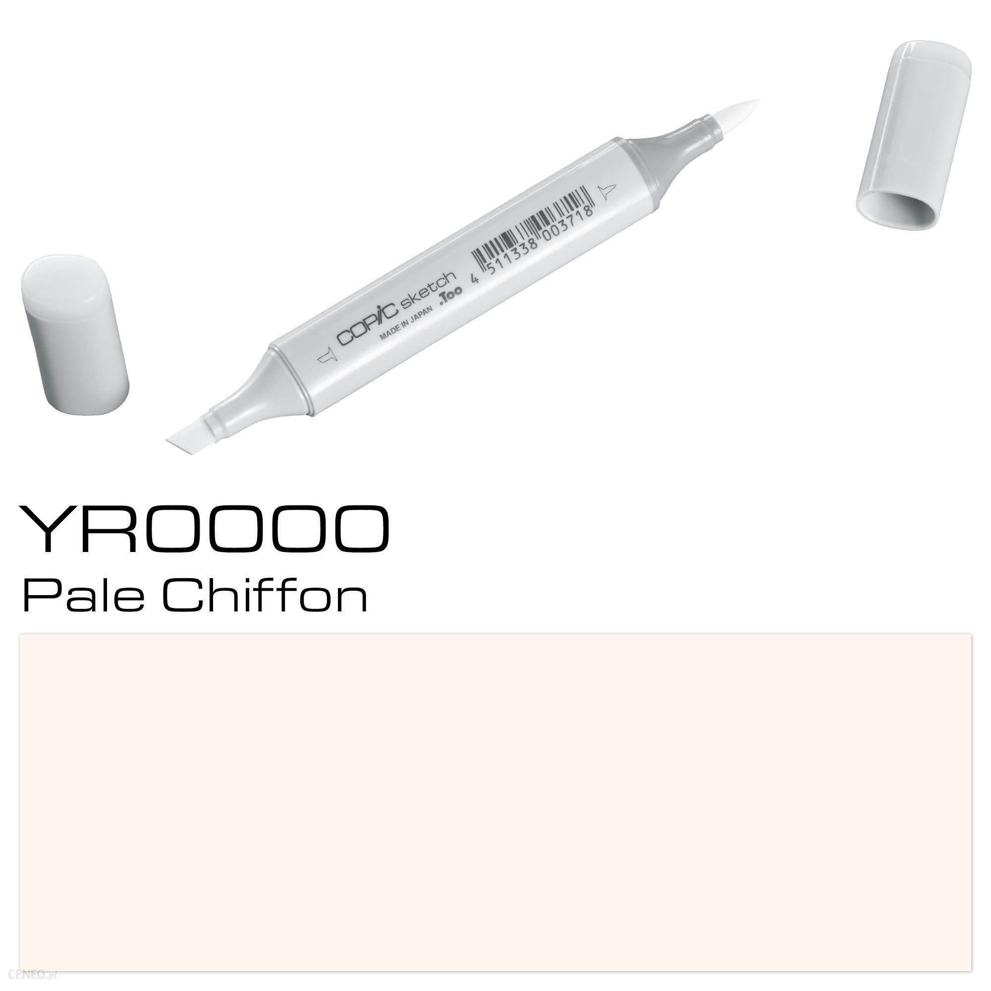 COPIC Sketch - YR0000 - Pale Chiffon