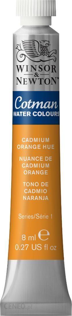 Cotman 8ml POMARAŃCZOWY Cadm Orange Akwarela
