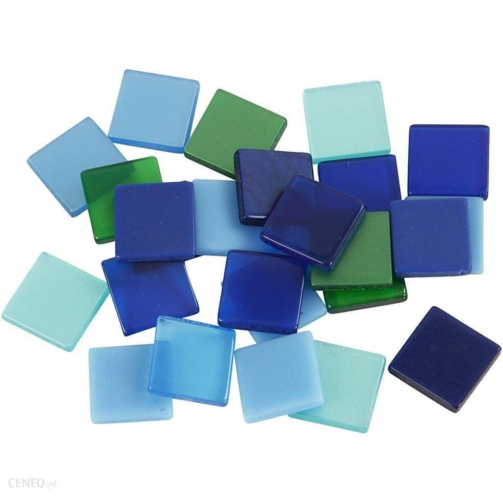 Creativ Company A/S Mozaika Niebiesko-Zielona
