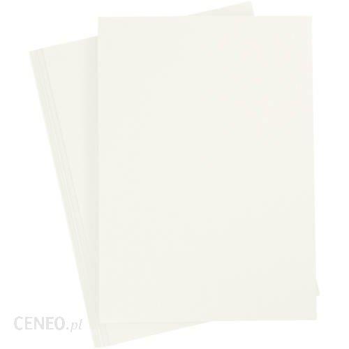 Creativ Papier Ozdobny A4 Kość Słoniowa 20Szt