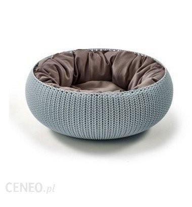 Curver Knit Legowisko Dla Zwierząt Niebieskie