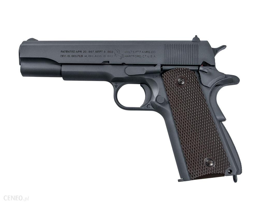 cybergun Pistolet GBB Colt 1911 100th Anniversary grey 180532