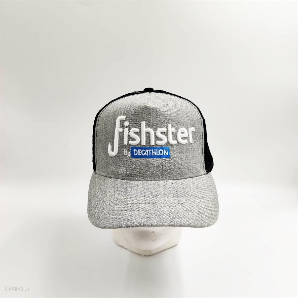 Czapka Z Daszkiem Wędkarska Fishster 3821