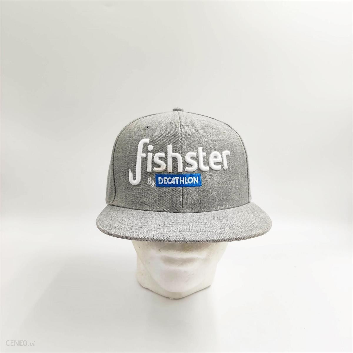 Czapka Z Daszkiem Wędkarska Fishster 4158