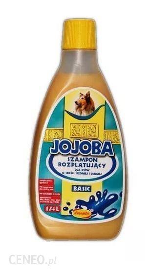 Daphnia Jojoba Szampon rozplątujący dla psów długowłosych 250ml