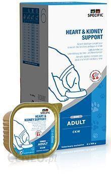 Dechra Specific Ckw Adult Heart&Kidney Support 6X300G