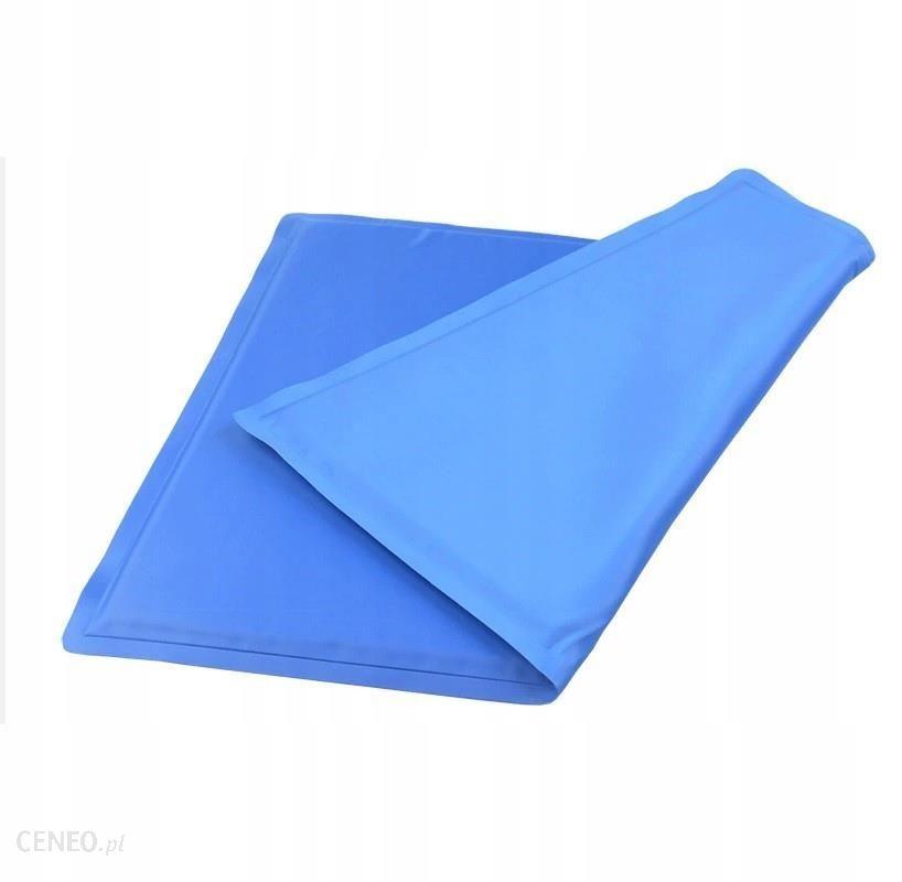 Delfin Mata Chłodząca Niebieska 65X50Cm