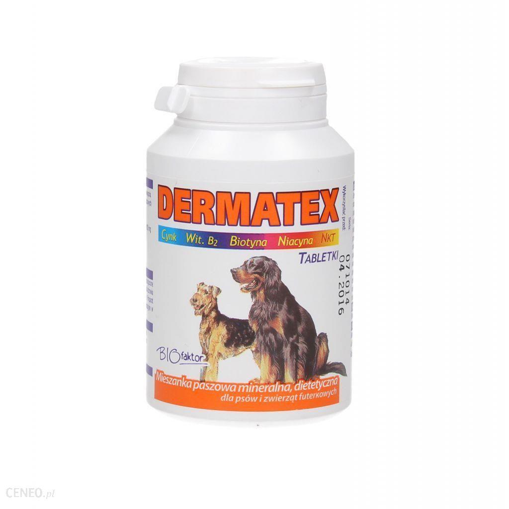 Dermatex A 150 Tabletek Dla Psa
