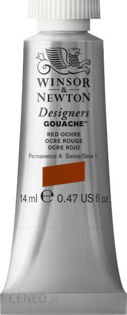 Des. Gouache 14ml RED OCHRE -Gwasz
