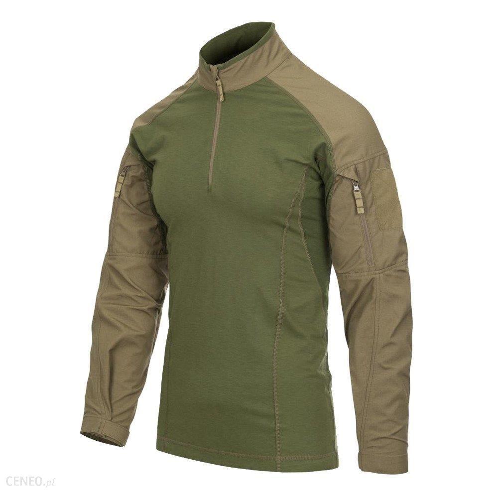 Direct Action Bluza Combat Shirt Vanguard Zielona (Sh-Vgcs-Pdf-Agr)