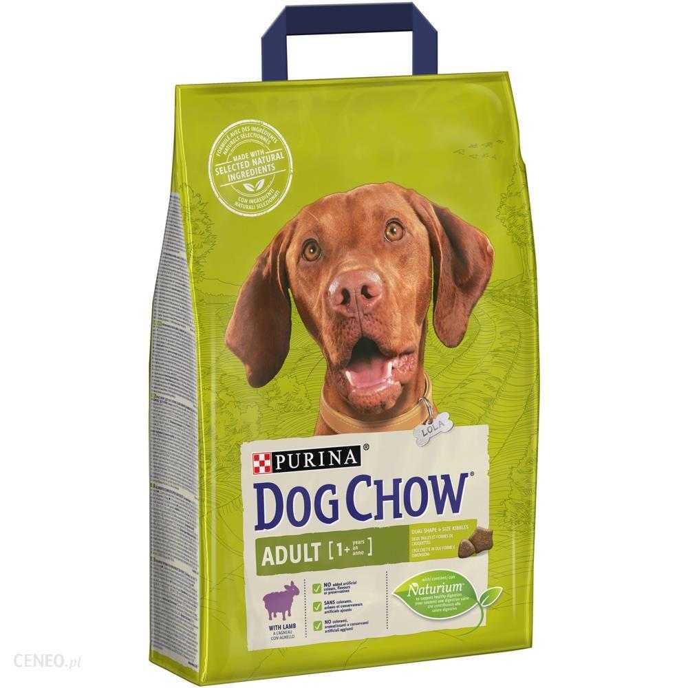 Dog Chow Adult Jagnięcina 2