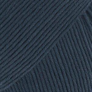 Drops Safran 09 Navy Blue Włóczka