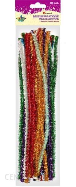 Druciki dekoracyjne 25szt 30x0