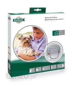 Drzwiczki Petsafe 270 dla kota psa do 10kg Clear
